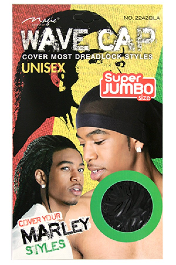 MAGIC COLLECTION WAVE CAP UNISEX COVER YOUR MARLEY STYLES