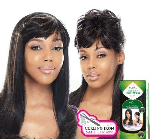 Fretress Equal- Lace Front Fresh Hairline Monica