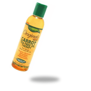 CARROT TEA-TREE OIL THERAPY FOR BODY, HAIR