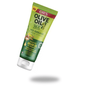ORS OLIVE OIL NO GREASE CREME STYLER INFUSED WITH ARGAN OIL
