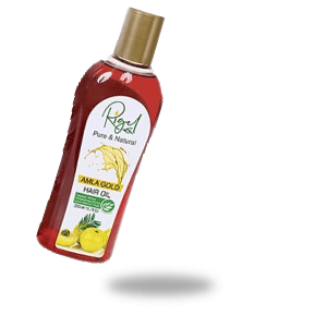 PURE AND NATURAL AMLA GOLD HAIR OIL
