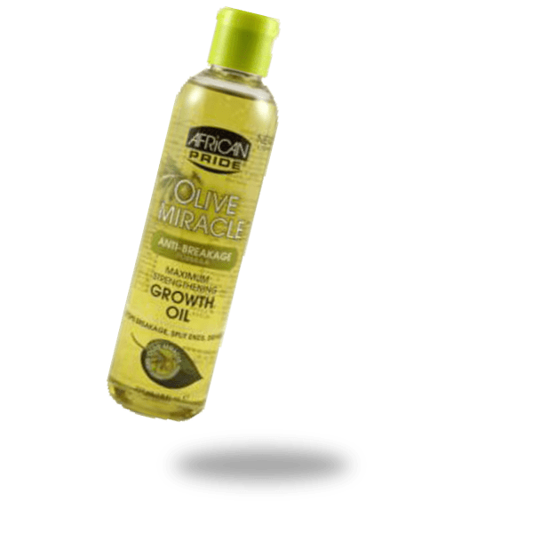 AFRICAN PRIDE OLIVE OIL ANTI BREAKAGE FORMULA GROWTH OIL