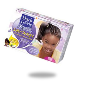 DARK AND LOVELY BEAUTIFUL BEGINNING SCALP CARE RELAXER