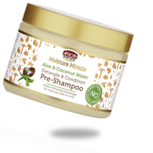 African Pride Moisture miracle pre shampoo