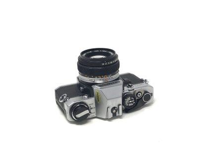 Olympus OM10 Camera Top