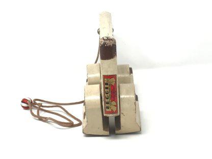 Vintage curiosity walking toy dog
