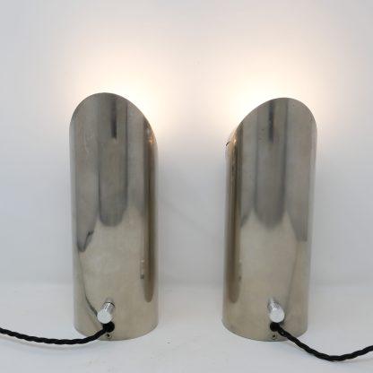 "Angelo Lelii for Arredoluce ""Bambu"" Lamps"