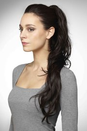 glam ponytail- hot hair online
