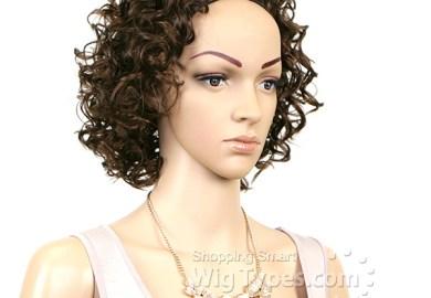 Half Wig Synthetic Hair Weave Sasha