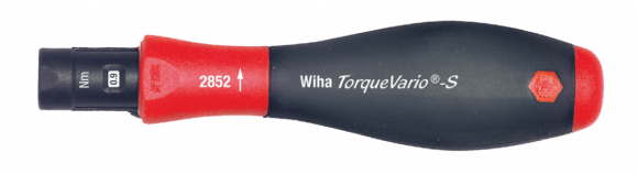 TorqueVario Handle from Wiha Tools to be in compliance
