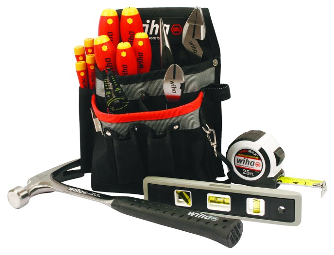 Electrician's Apprentice Set for Mother's Day 2019 from Wiha Tools