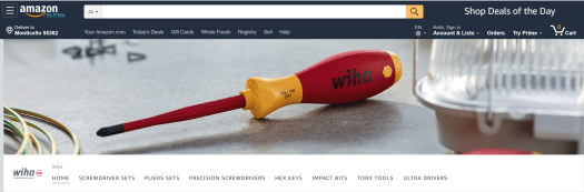 Wiha Tool Guide- Amazon Cover Page for Wiha Tools