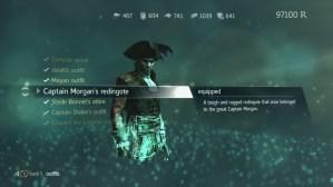 Captain Morgan's redigote: EU Black Island DLC