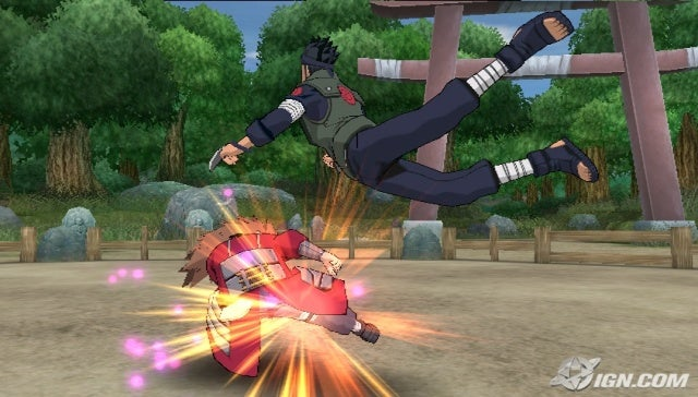 Download Naruto Shippuden - Ninja Revolution 3 Baixar Jogo Completo Full