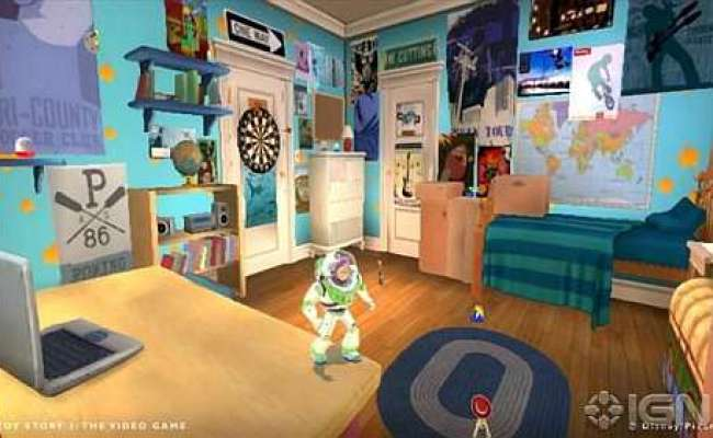 Toy Story 3 The Videogame Review Ign
