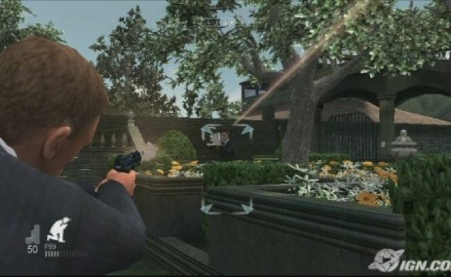 Quantum Of Solace Wii Review Ign