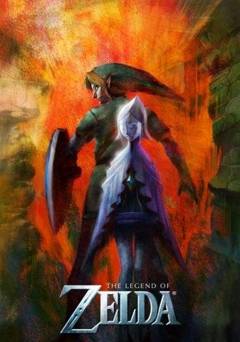 New Zelda Wii