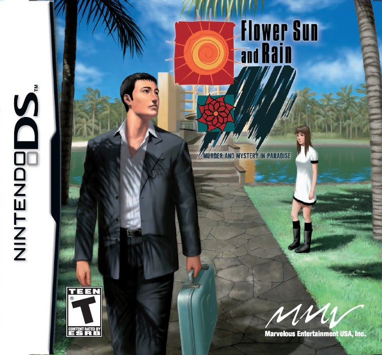 Flower Sun And Rain Nintendo DS IGN