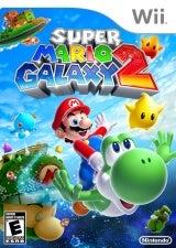 The super mario galaxy 2 cover art