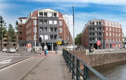 Nieuw aanzien voor entree Czaar Peterbuurt Amsterdam