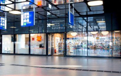 Amsterdam CS krijgt medische one-stop-shop voor reizigers, toeristen en omwonenden