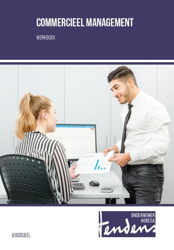 Tendens - Commercieel management Ondernemer horeca Werkboek