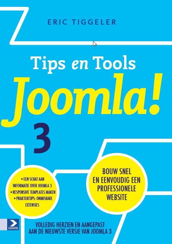Tips en tools voor Joomla! 3 - Professionele websites voor iedereen