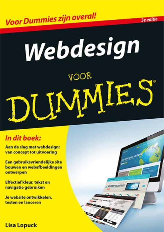 Voor Dummies - Webdesign voor Dummies