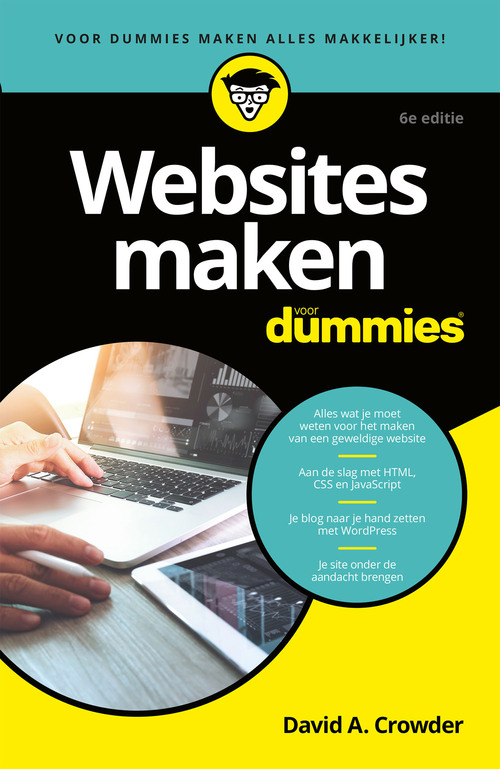 Websites maken voor Dummies - David A. Crowder - eBook (9789045355962)
