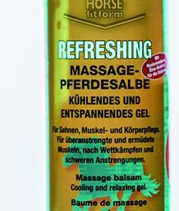 REFRESHING Paarden massagezalf 250 ml