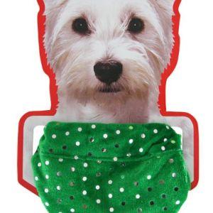 Bandana Christmas Groen