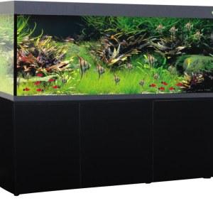 Trofis Colisa A-1500 Zwart - Aquarium + LED