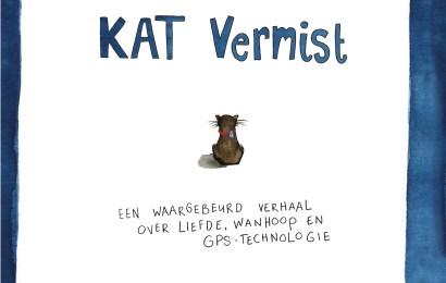 Kat vermist: een hartverwarmend, waargebeurd verhaal -verschijnt 15 februari