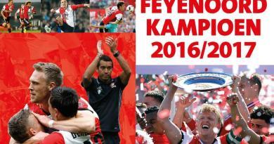 Coolsingel ! Feyenoord Kampioen 2016-2017