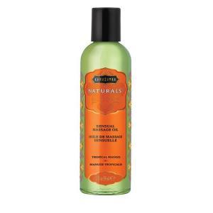Kama Sutra Naturals Massage Olie Aardbei 59 ml Mango