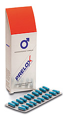 Prelox Erectiepil Tabletten 60tabl