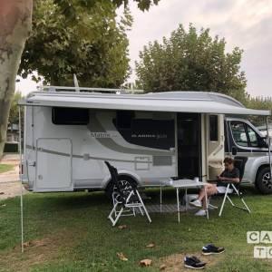Adria camper uit 2015