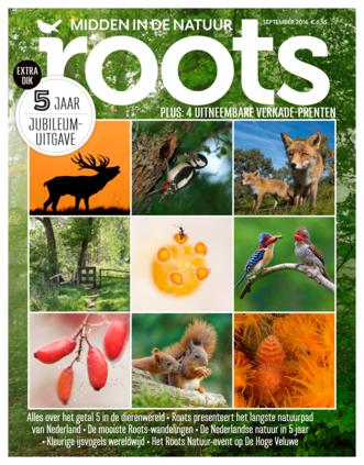 Roots lanceert het langste natuur-wandelpad van Nederland: 459 km