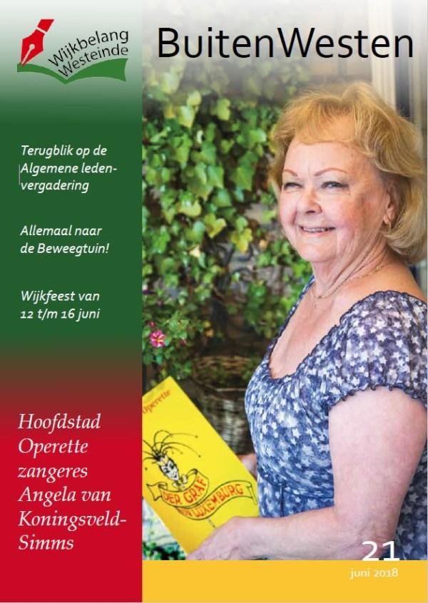 Wijkblad Buitenwesten Juni 2018