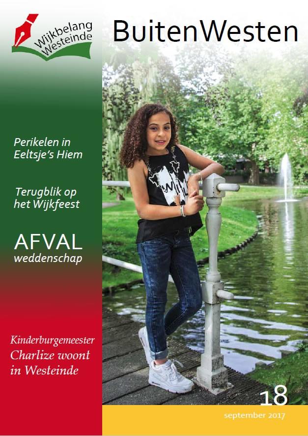 Voorblad Buitenwesten September 2017