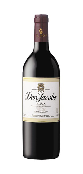 Don Jacobo Crianza Magnum Luxe kist Image