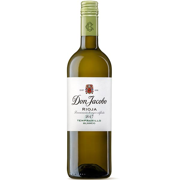Don Jacobo Rioja Tempranillo Blanco Image