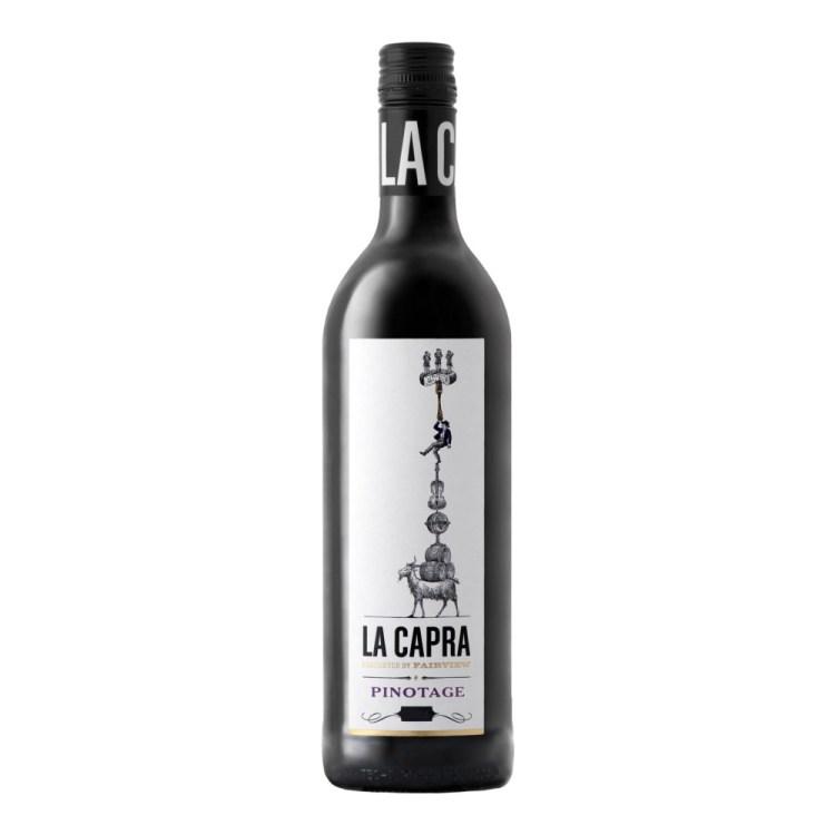 Fairview La Capra Pinotage Image