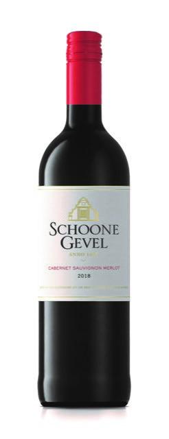 Schoone Gevel Merlot Image