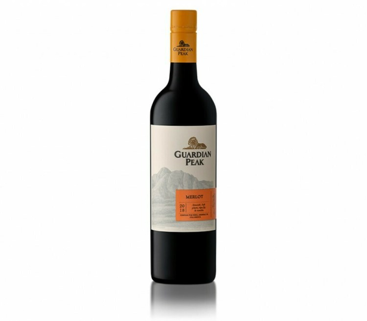 Guardian Peak Merlot Image