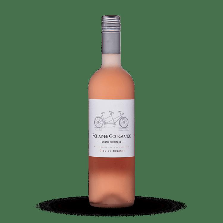 Echappée Gourmande Rosé Image