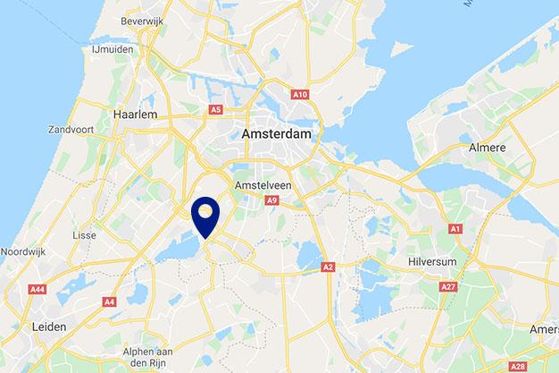 Koerier Aalsmeer