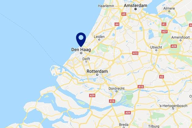 Koerier Den Haag