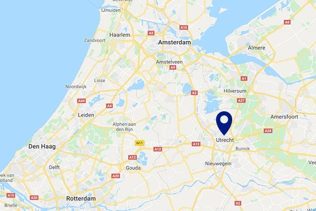 Koerier Utrecht
