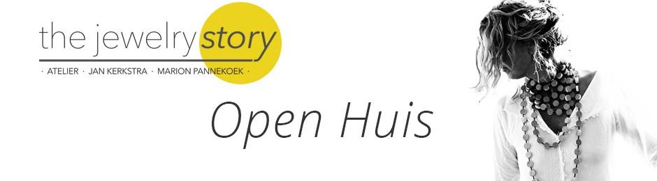 Open Huis Open Huis Open Huis Header Atelier Jan Kerkstra en Marion Pannekoek